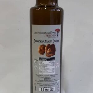 White truffle oil, 250ml